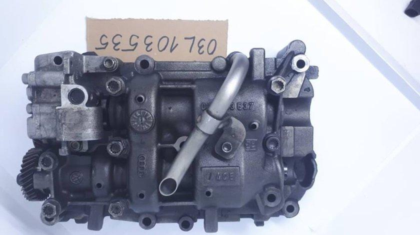 Pompa ulei + amestecator / echilibror AUDI A6 C7/A4 B8/Q3/ Q5 /TT 2.0 tdi Euro 5 COD: 03L103535