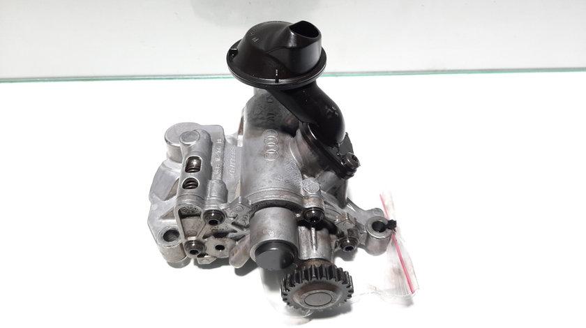 Pompa ulei, cod 06H1151058F, Audi A5 (8T3), 1.8 TFSI, CAB (idi:478106)