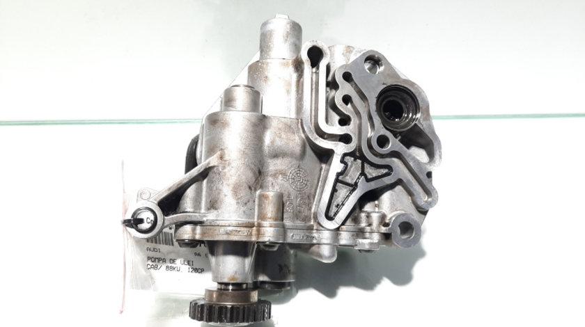 Pompa ulei, cod 06H1151058F, Audi A5 Sportback (8TA), 1.8 TFSI, CAB (idi:478106)
