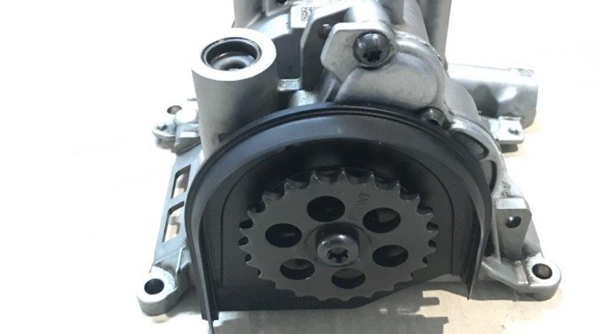 Pompa ulei si vacuum motor bmw N57D30A N57D30B N57D30C N57D30D cod 11417823009