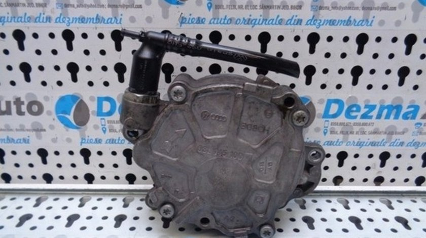 Pompa vacuum 03L145100, Audi A1 (8X1) 1.6 tdi, CAYB