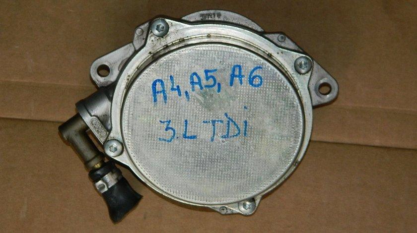 Pompa vacuum Audi A4 Audi A5 Audi A6 3.0 TDI