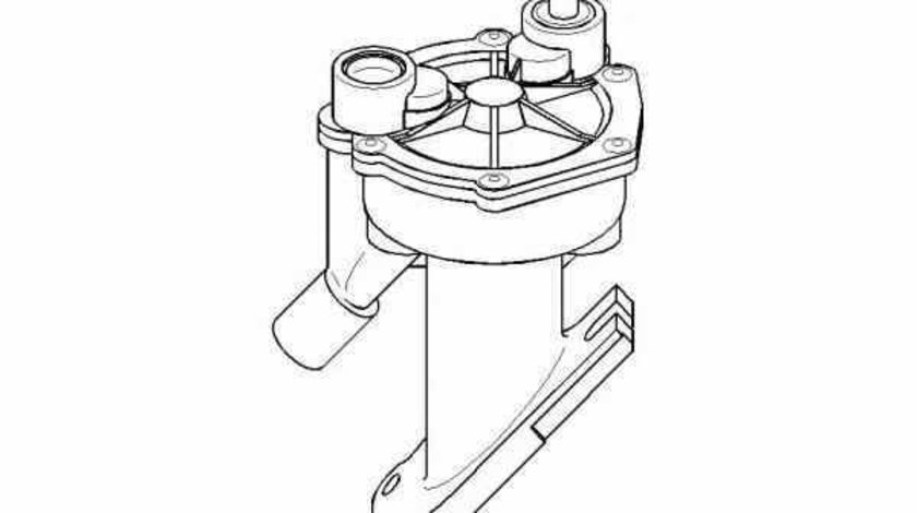 pompa vacuum FORD FIESTA III GFJ TOPRAN 302 790