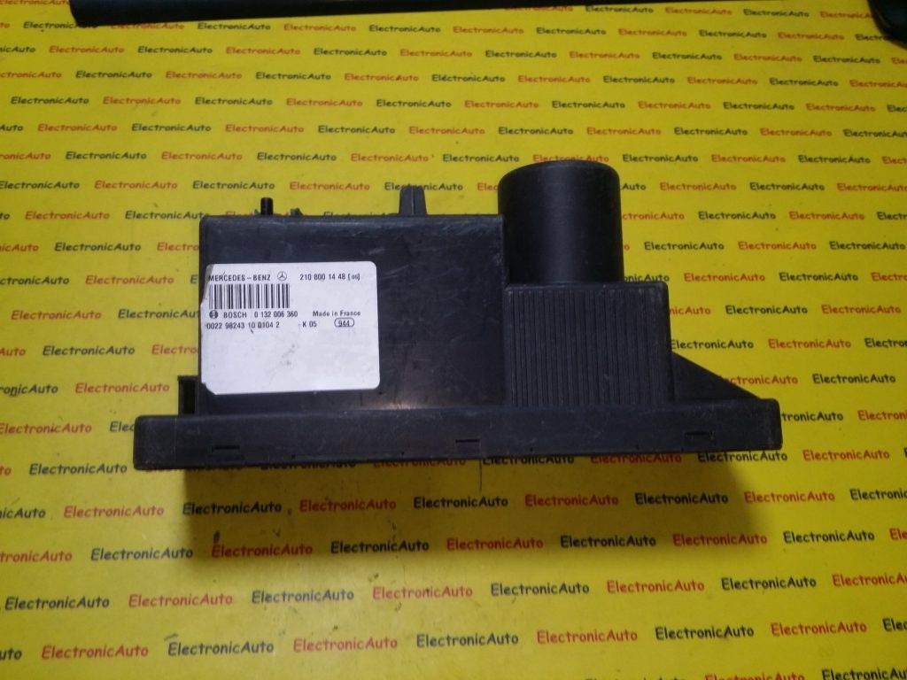 Pompa vacuum inchidere centralizata Mercedes Clasa E W210 A2108001448