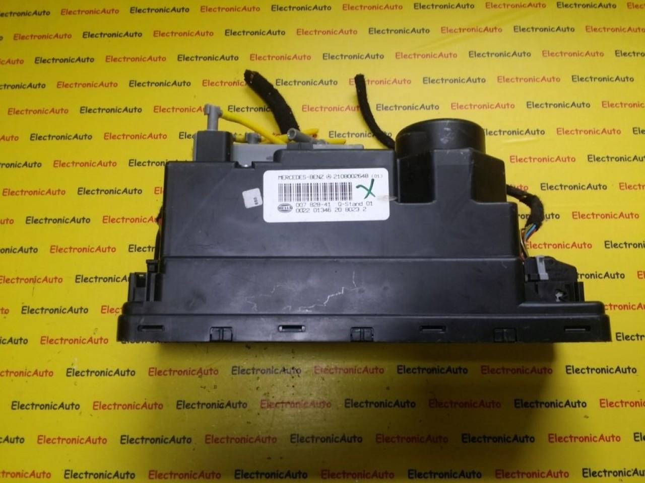 Pompa Vacuum Inchidere Centralizata Mercedes, 2108002648