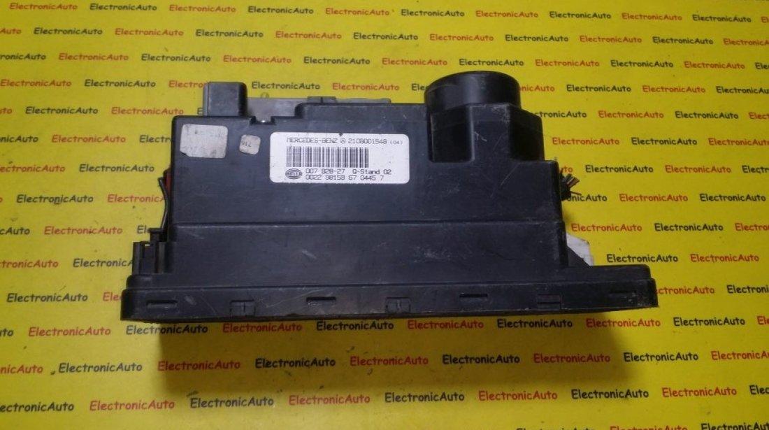 Pompa vacuum inchidere centralizata Mercedes Clasa E W210 A2108001548