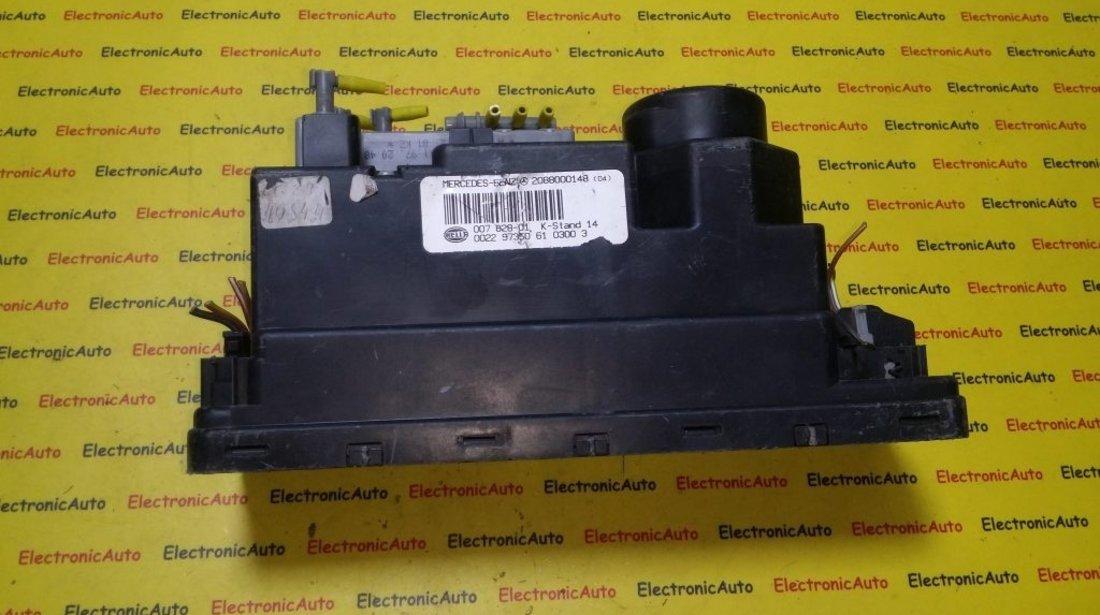 Pompa vacuum inchidere centralizata Mercedes Clasa E W210 A2088000148