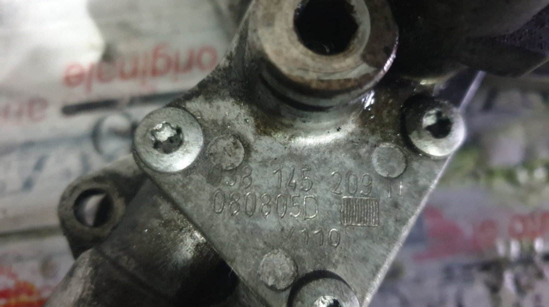 Pompa vacuum originala SEAT Toledo II 1.9 TDI 101 cai cod piesa : 038145209N