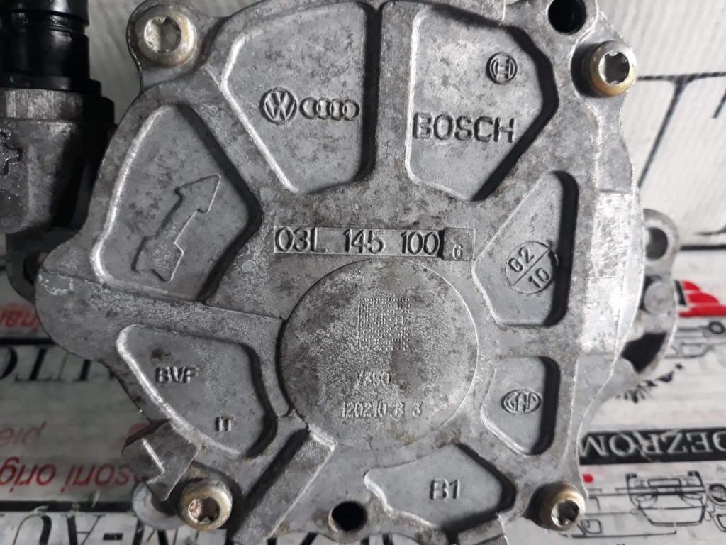 Pompa vacuum Seat Toledo IV 1.6 TDI 105 cai motor CAYC cod piesa : 03L145100G