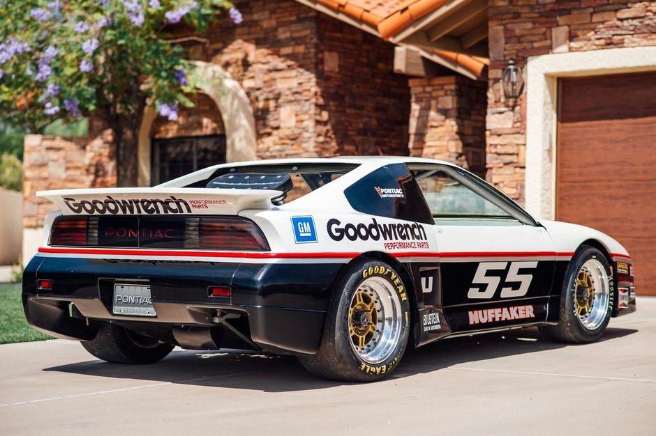 Pontiac Fiero Huffaker IMSA Race Car