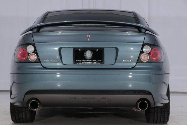 Pontiac GTO cu km putini - Pontiac GTO cu km putini