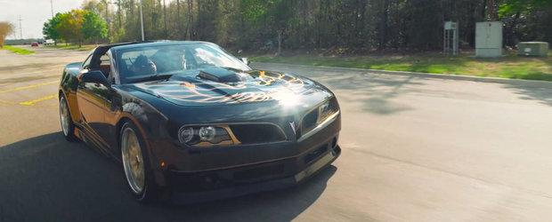 Pontiac Trans Am renaste peste Ocean. Cum arata noua versiune a celebrului muscle car american