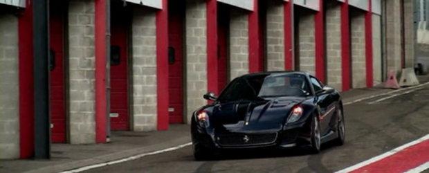Porn Video: 3 x Ferrari 599 GTO in actiune la Spa Francorchamps!