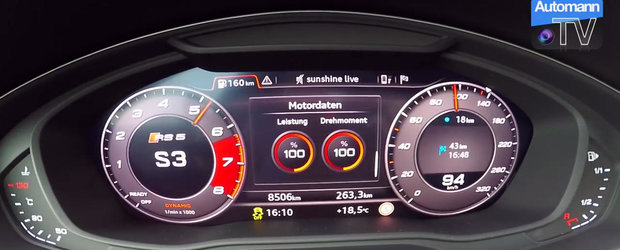 Pornesti motorul, bagi in viteza si calci acceleratia. 3,7 secunde mai tarziu gonesti cu 100 km/h