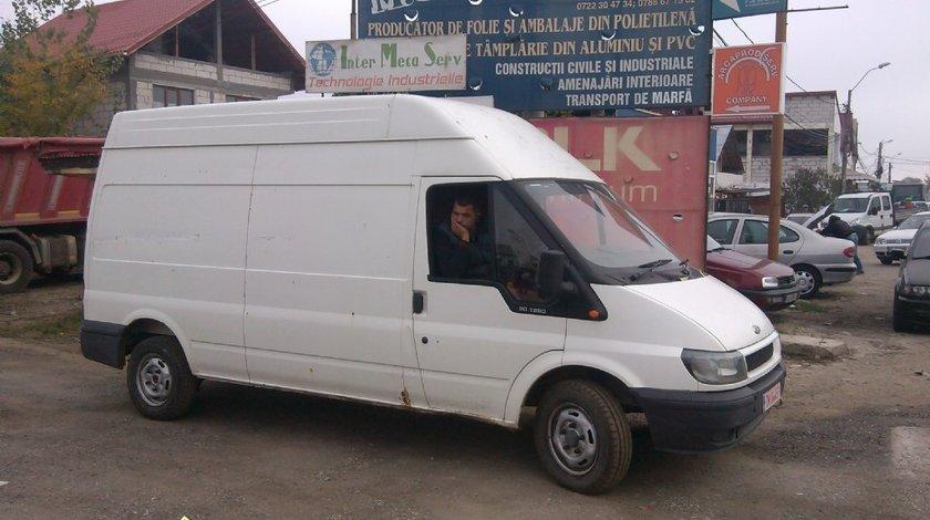 Pornire ford transit 2 4 di 2004 66 kw 90 cp