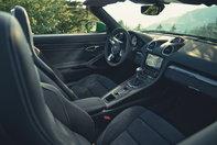Porsche 718 Cayman si Boxster GTS 4.0