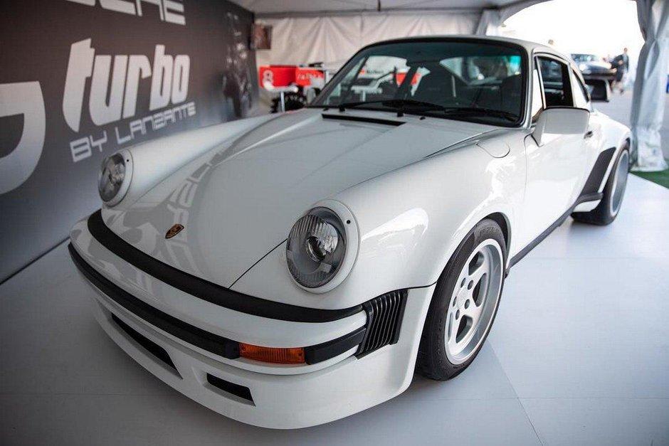 Porsche 911 930 TAG Turbo