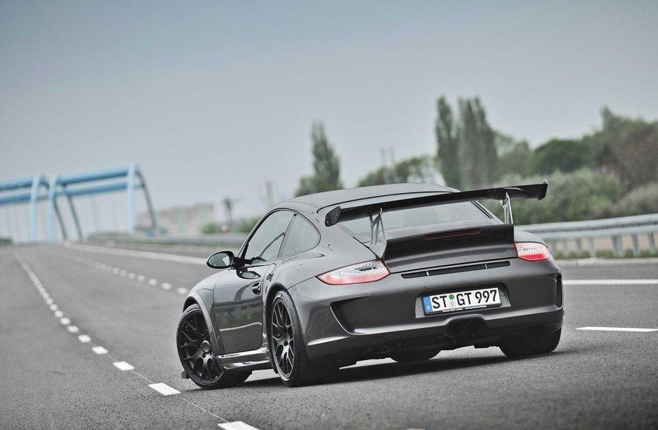 Porsche 911 de 800 CP din Polonia