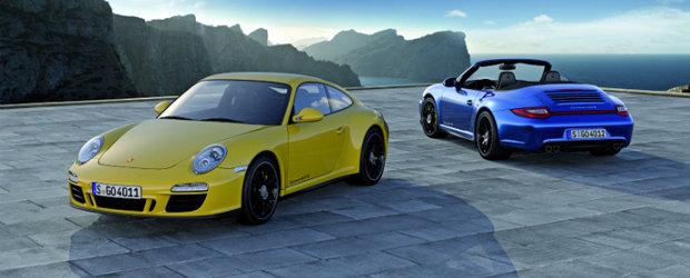 Porsche 911, disponibil intr-o noua aroma