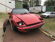 Porsche 911 distrus in accident, de vanzare
