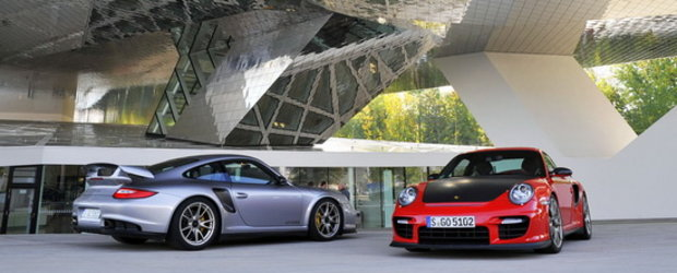 Porsche 911 GT2 RS - Sold out in doar cateva luni!