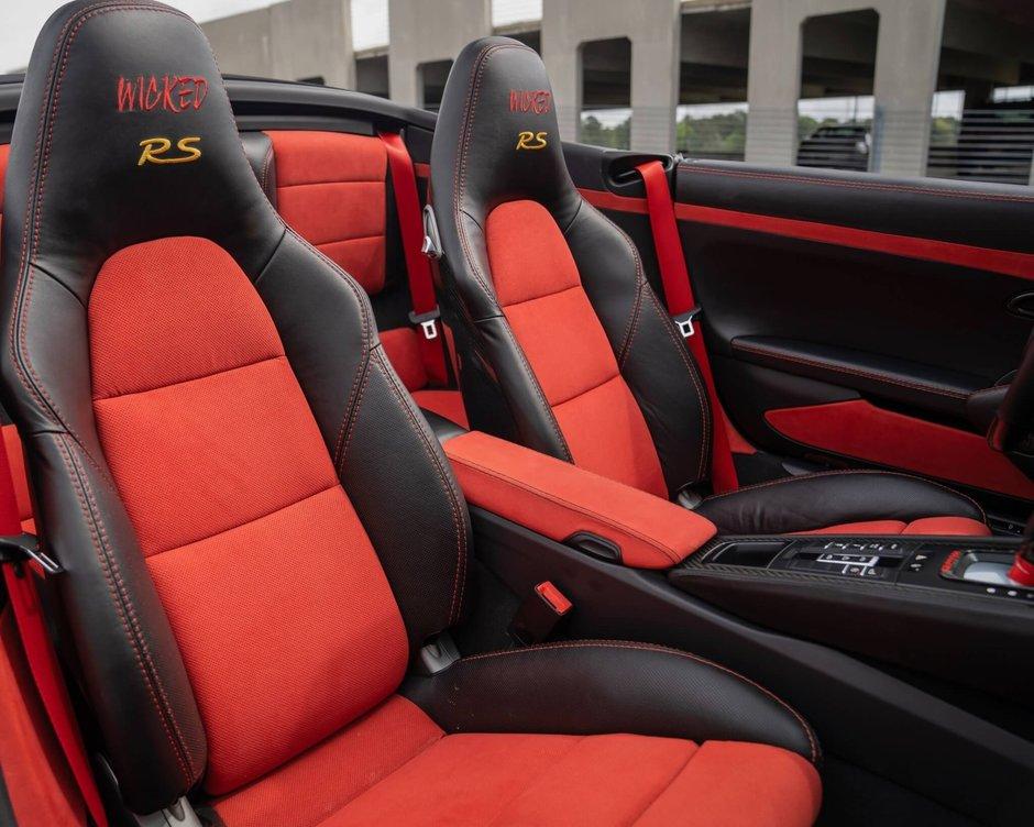 Porsche 911 GT3 RS Convertible
