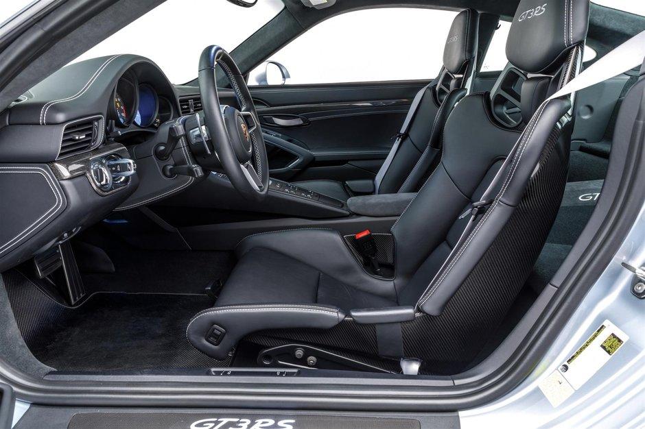 Porsche 911 GT3 RS de vanzare
