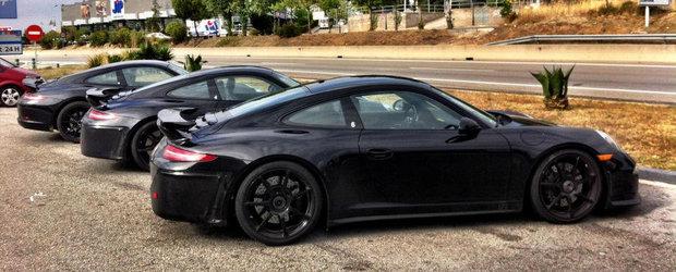 Porsche 911 GT3 - Tot ce trebuie sa stii despre noua generatie