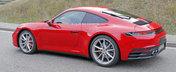 Noul Porsche 911, surprins complet necamuflat. Cum s-a schimbat designul caroseriei