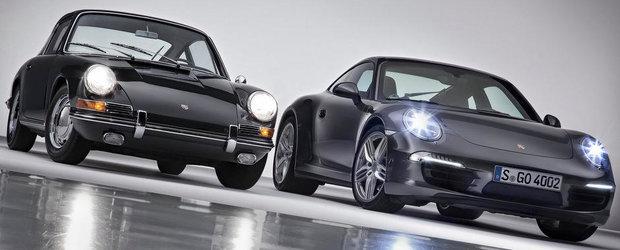 Porsche 911 - O poveste de succes veche de jumatate de secol