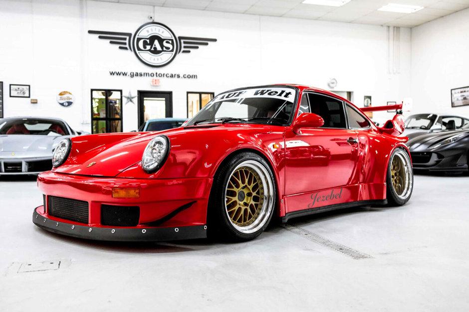 Porsche 911 RWB Jezebel