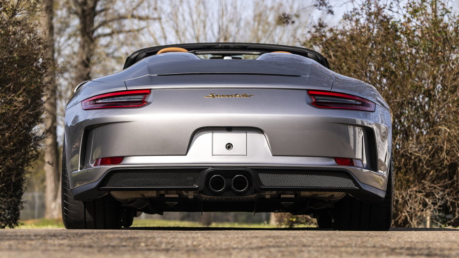 Porsche 911 Speedster de vanzare
