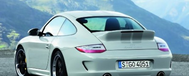 Porsche 911 Sport Classic - Doar 250 exemplare