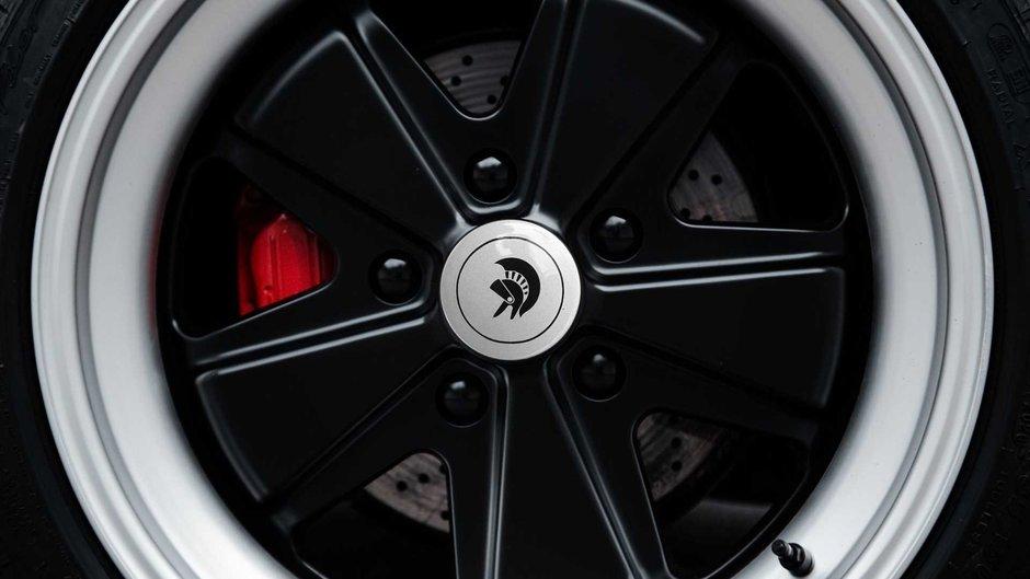 Porsche 911 Turbo de la Ares Design