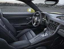 Porsche 911 Turbo Facelift