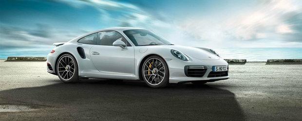 Porsche 911 Turbo incheie anul cu un binemeritat facelift. Cum arata si ce poate noul 991.2 Turbo