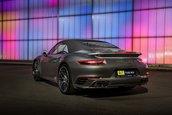 Porsche 911 Turbo S de la O.CT Tuning
