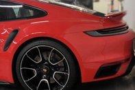 Porsche 911 Turbo S - poze spion