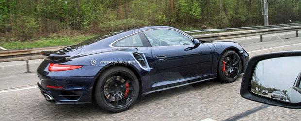 Porsche 911 Turbo - Tot ce trebuie sa stii despre noua generatie