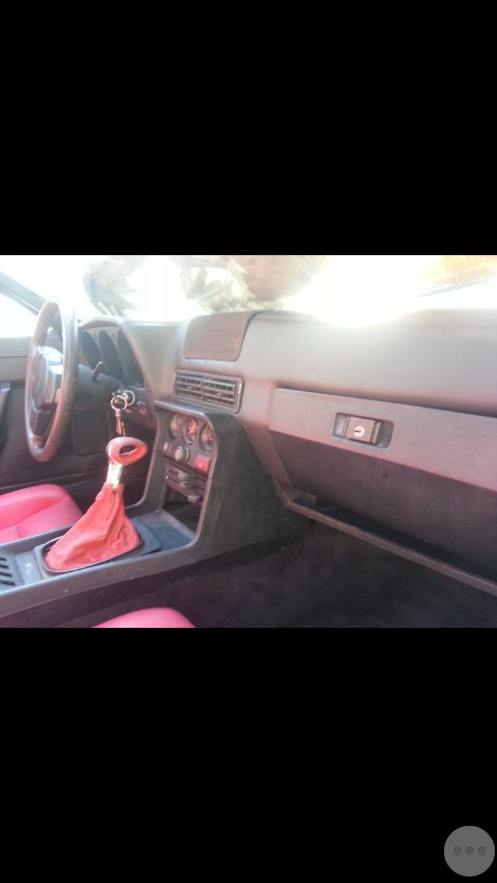 Porsche 924 1984 cc 1980