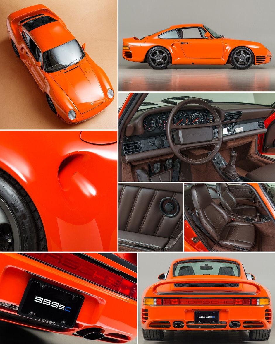Porsche 959 Reimagined SC