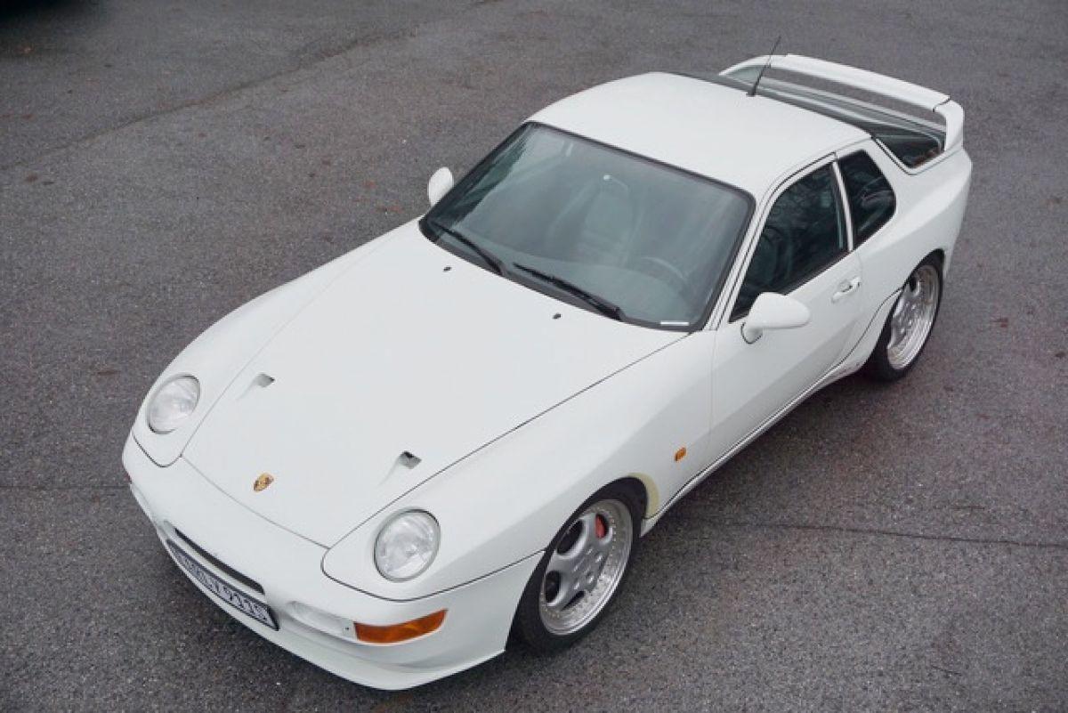 Porsche 968 Turbo S - Porsche 968 Turbo S