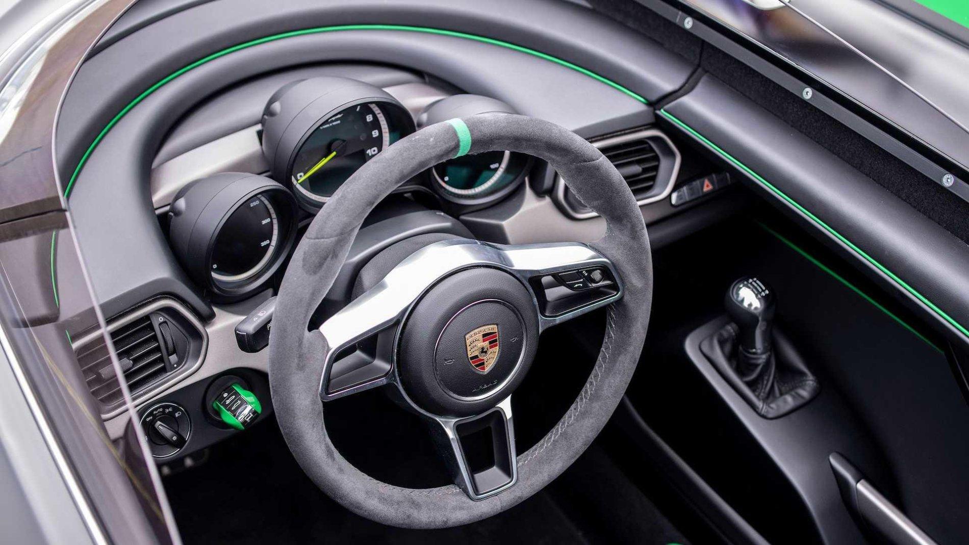 Porsche 981 Bergspyder - Porsche 981 Bergspyder