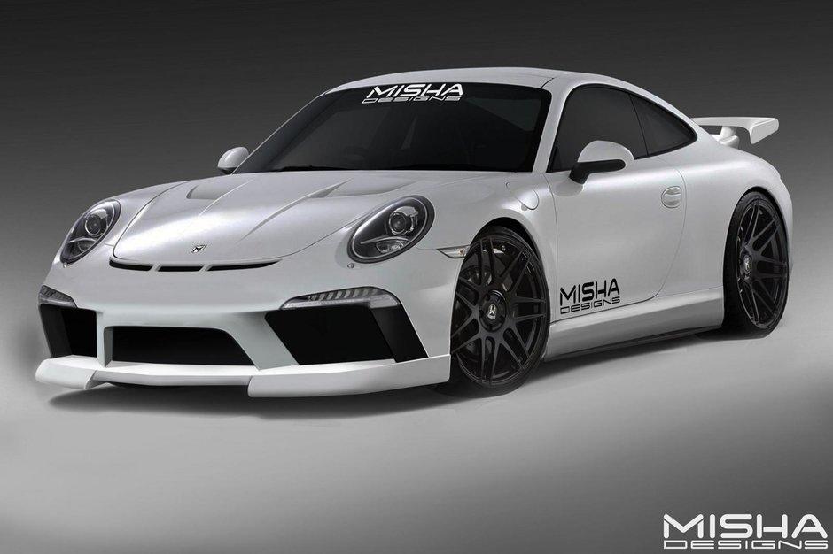 Porsche 991 by Misha Designs
