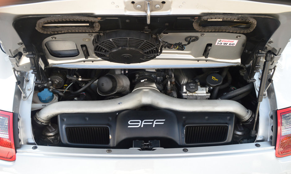 Porsche 997 Cabriolet de la 9ff