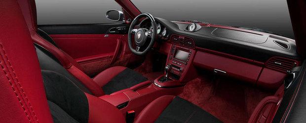Porsche 997 Turbo by Vilner propune o explozie de negru si rosu