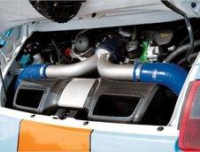 Porsche 9ff BT2 sau 911 GT2 de 850 CP