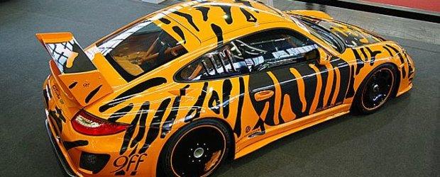 Porsche 9ff GTurbo - 1200 cp si 414 km/h viteza de top. O fi bine?