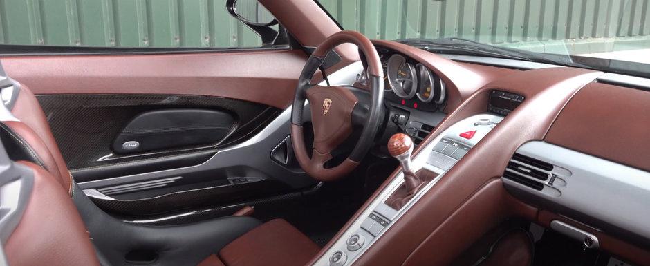 Porsche a construit in total doar o singura masina. Cum arata in realitate