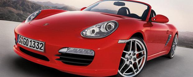 Porsche anunta fabricarea unor modele pe energie electrica
